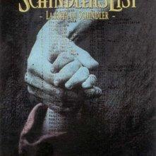 La locandina di Schindler's List