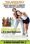 La locandina di Sognando Beckham