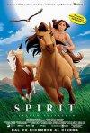 La locandina di Spirit - cavallo selvaggio