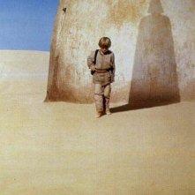 La locandina di Star Wars ep. I - La minaccia fantasma