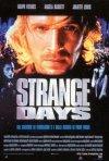 La locandina di Strange days