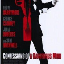 La locandina di Confessioni di una mente pericolosa