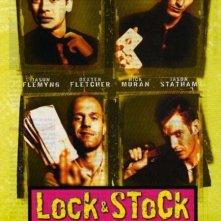 La locandina di Lock & Stock - pazzi scatenati