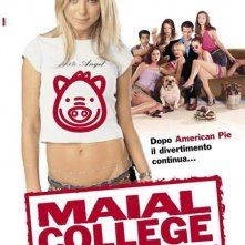 La locandina di Maial College