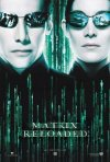 La locandina di Matrix Reloaded