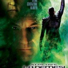 La locandina di Star Trek La Nemesi