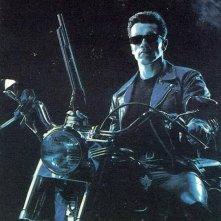 La locandina di Terminator 2 - il giorno del giudizio