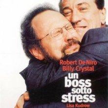 La locandina di Un boss sotto stress