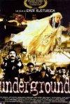 La locandina di Underground