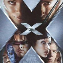 La locandina di X-Men 2