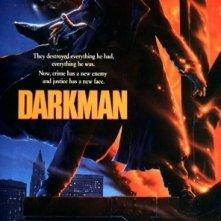 La locandina di Darkman