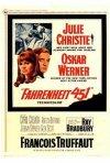 La locandina di Fahrenheit 451