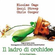 La locandina di Il ladro di orchidee - Adaptation