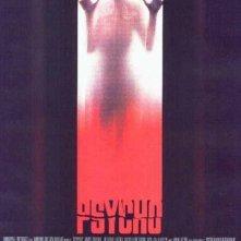 La locandina di Psycho