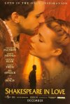 La locandina di Shakespeare in Love