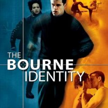 La locandina di The Bourne Identity