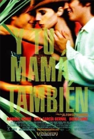 La locandina di Y tu mamá también