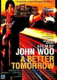 La Locandina Di A Better Tomorrow 7580