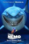 La locandina di Alla ricerca di Nemo