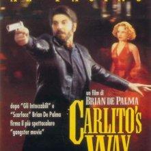 La locandina di Carlito's Way