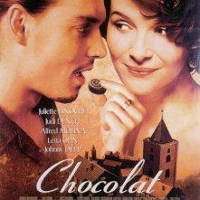 La locandina di Chocolat