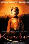 La locandina di Kundun