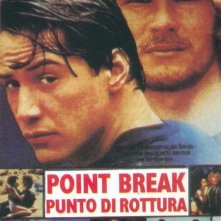 La locandina di Point break, Punto di rottura