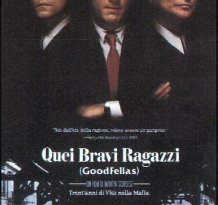 Quei Bravi Ragazzi Streaming Movieplayer It