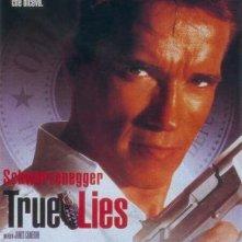 La locandina di True Lies