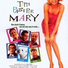 La locandina di Tutti pazzi per Mary