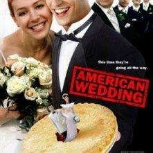 La locandina di American Pie - Il matrimonio