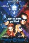 La locandina di Batman & Robin