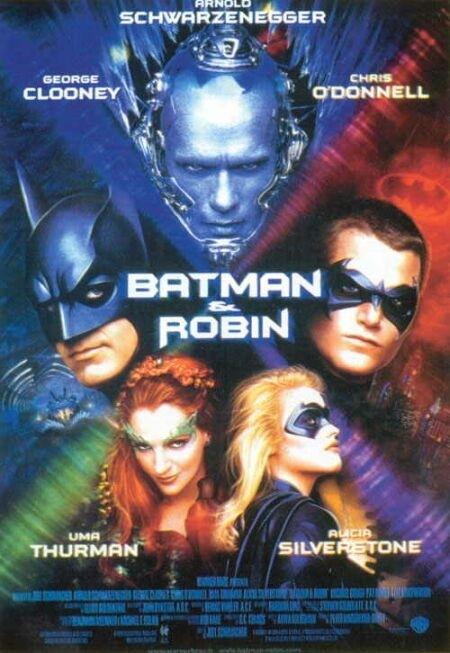 La Locandina Di Batman Robin 7715