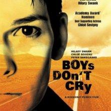 La locandina di Boys Don't Cry
