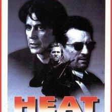 La locandina di Heat - la sfida