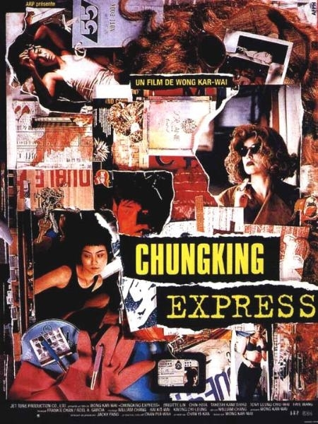 La Locandina Di Hong Kong Express 7684
