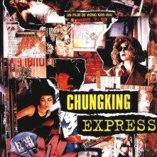 La locandina di Hong Kong Express