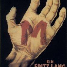 La locandina di M, il mostro di Dusseldorf