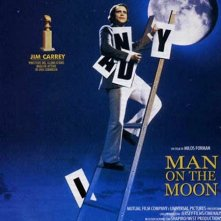 La locandina di Man on the moon