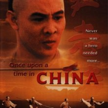 La locandina di Once upon a time in China