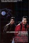 La locandina di Un Lupo mannaro americano a Londra
