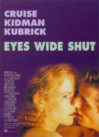 La locandina di Eyes wide shut