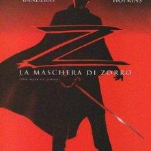 La locandina di La maschera di Zorro