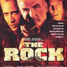 La locandina di The Rock
