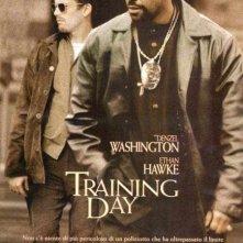La locandina di Training Day
