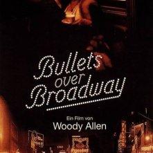 La locandina di Pallottole su Broadway