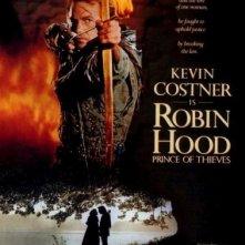 La locandina di Robin Hood principe dei ladri