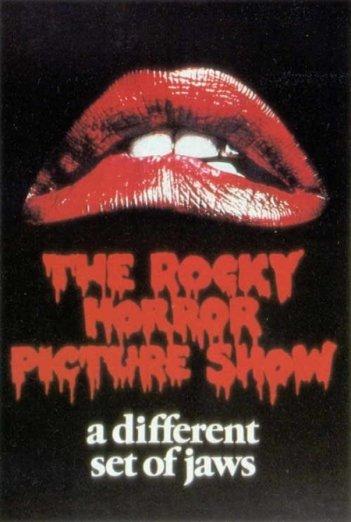 La locandina di The Rocky Horror Picture Show