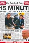 La locandina di 15 minuti - Follia omicida a New York