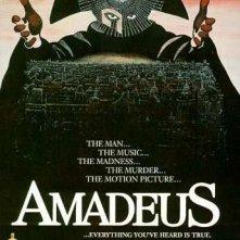 La locandina di Amadeus